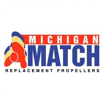 free vector Michigan match 0