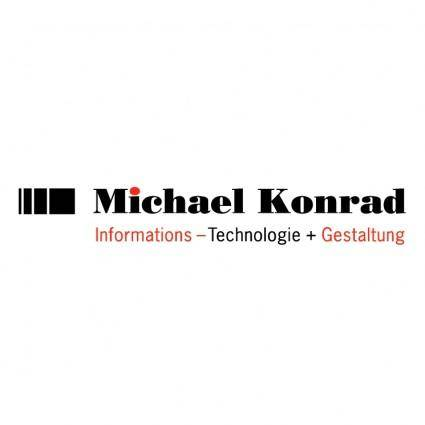 free vector Michael konrad