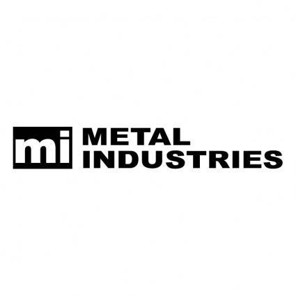 free vector Metal industries