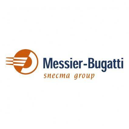 Messier bugatti