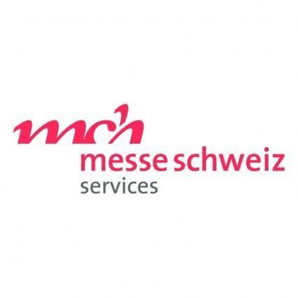 Messe schweiz services