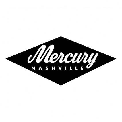 free vector Mercury nashville