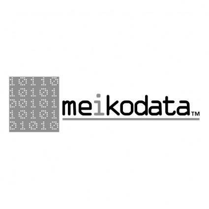 free vector Meikodata