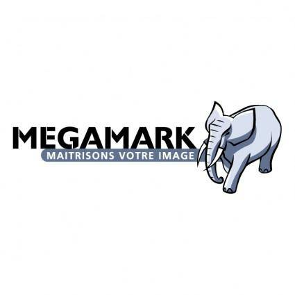 free vector Megamark