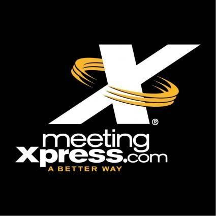 free vector Meeting xpress