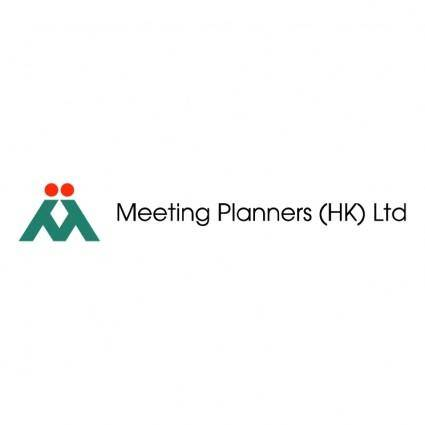 free vector Meeting planners