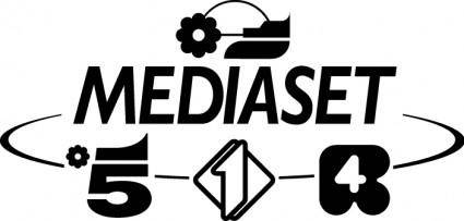 free vector Mediaset 0
