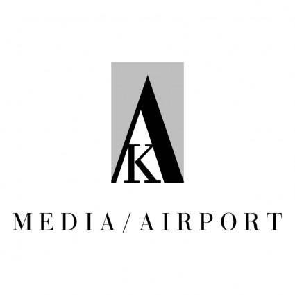 free vector Media airport