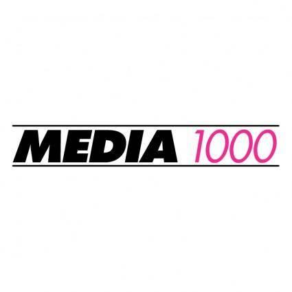 Media 1000