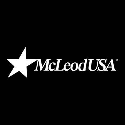 free vector Mcleod usa