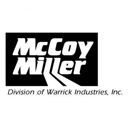 free vector Mccoy miller