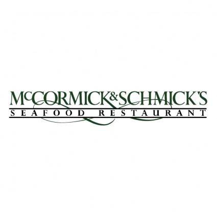 free vector Mccormick schmicks