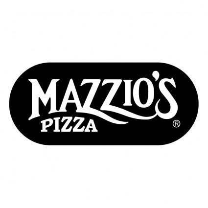 Mazzios pizza