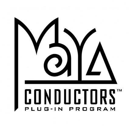 free vector Maya conductors