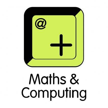 free vector Maths computing colleges