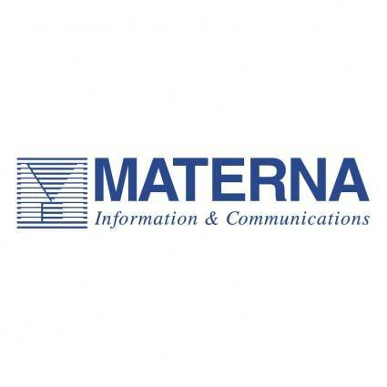 free vector Materna information communications
