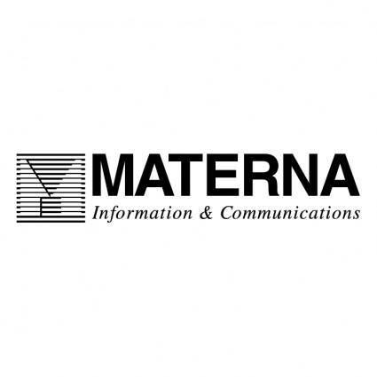 Materna information communications 0