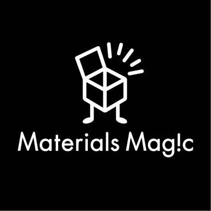 free vector Materials magic