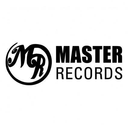 Master records