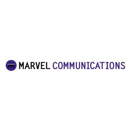 Marvel communications