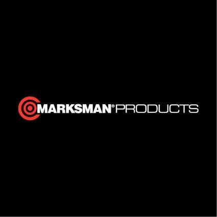 Marksman products