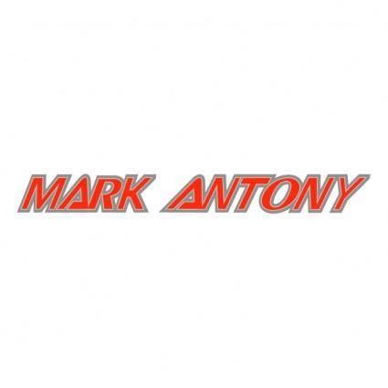 free vector Mark antony
