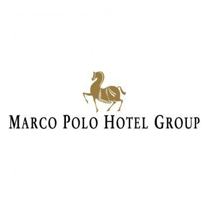 free vector Marco polo hotel group