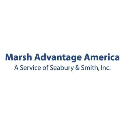 free vector March advantage america