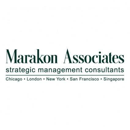 free vector Marakon associates