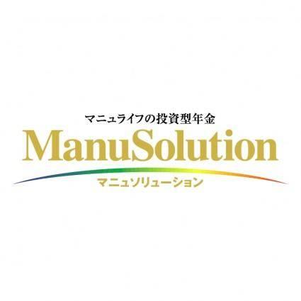 Manusolution