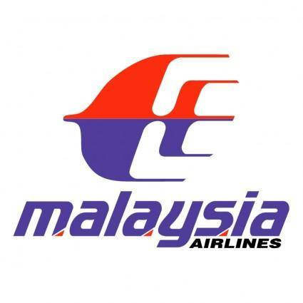 free vector Malaysia airlines 1