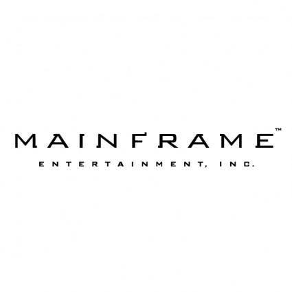 free vector Mainframe entertainment