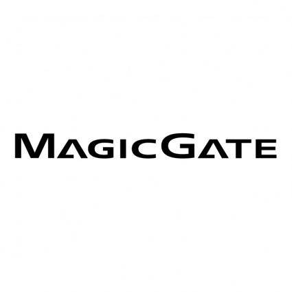 free vector Magicgate
