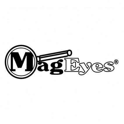 free vector Mageyes