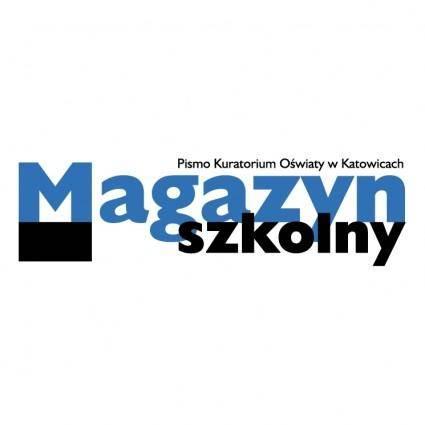 free vector Magazyn szkolny