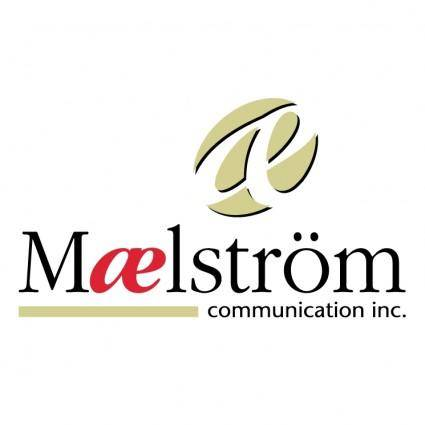 free vector Maelstrom communication
