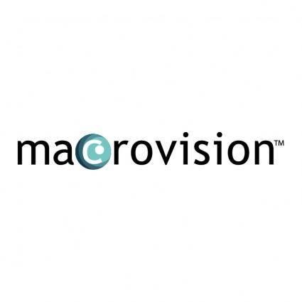 Macrovision 1