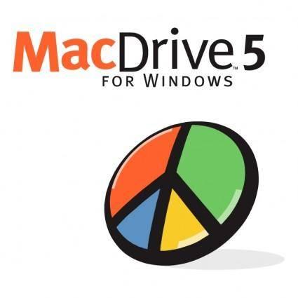 free vector Macdrive 5