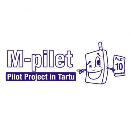 free vector M pilet