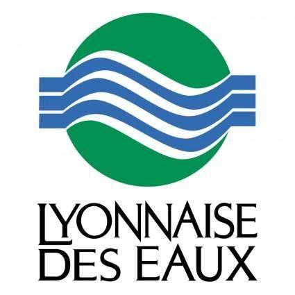 free vector Lyonnaise des eaux