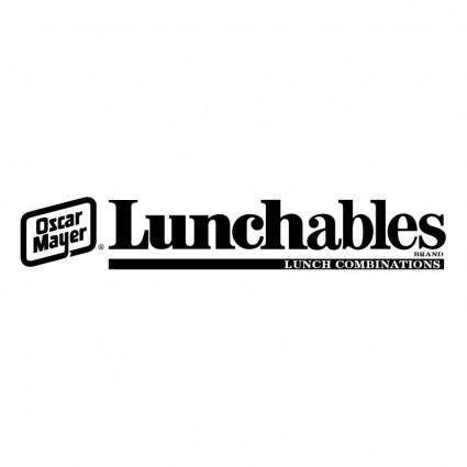 free vector Lunchables