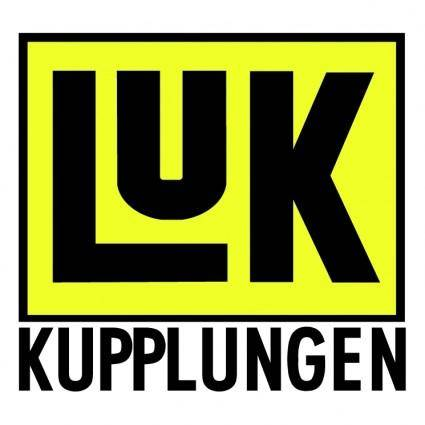 free vector Luk kupplungen