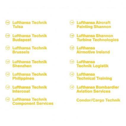 free vector Lufthansa technik 0