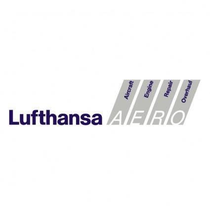 Lufthansa aero
