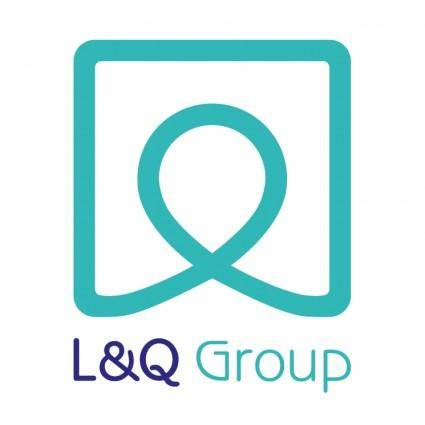 free vector Lq group