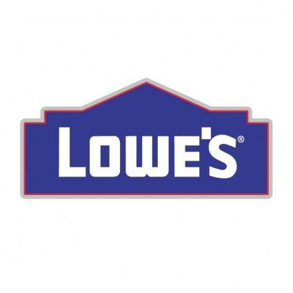free vector Lowes 2
