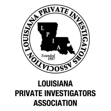 free vector Louisiana private investigators association