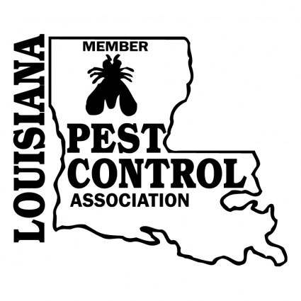 free vector Louisiana pest control association