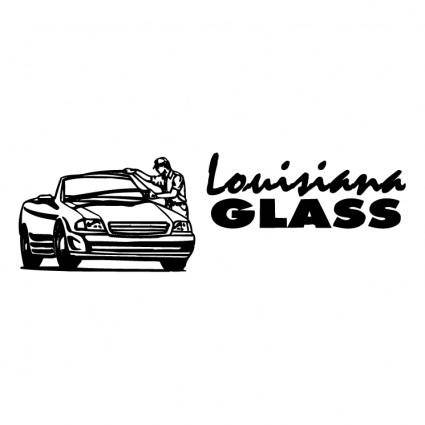 Louisiana glass