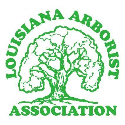 free vector Louisiana arborist association